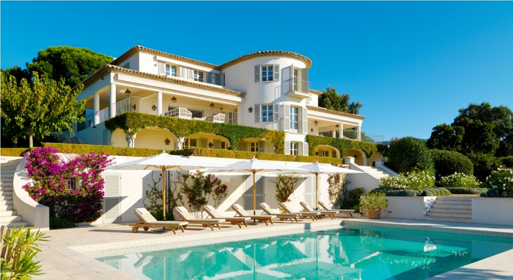 Luxury villas for Luxury mediterranean villas