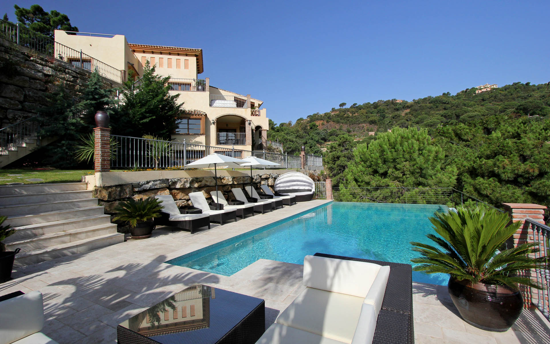 Great Private Villas In Spain To Rent With Pools
