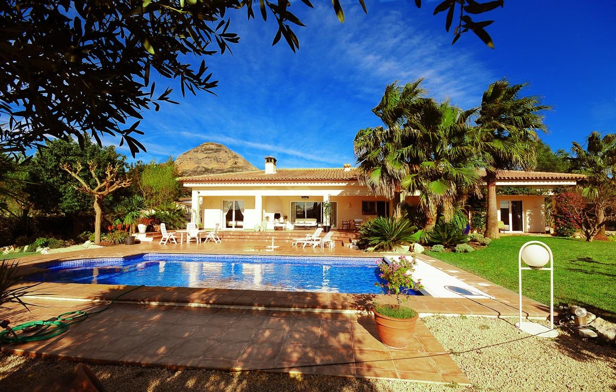 Costa Blanca holiday rentals