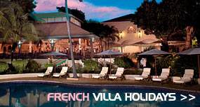 French Villa Holidays