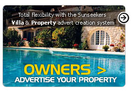 Advertise with Sunseekers