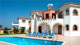 Holiday Properties in Cyprus