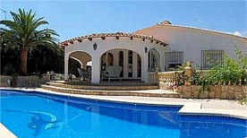 Holiday Properties in Spain