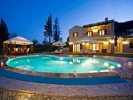Villa in Greece